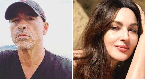 """Eros Ramazzotti e il """"no"""" a Monica Bellucci: «Eravamo entrambi liberi»"""