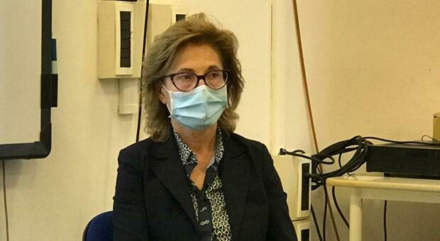 Nadia Storti dg Asur Marche
