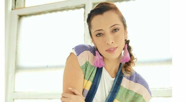 La cantante, ballerina e coreografa senigalliese Francesca Maria Gambelli