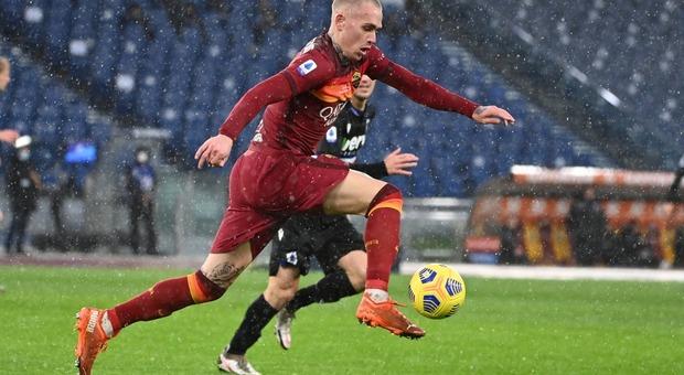 Live Roma-Sampdoria, diretta ore 15. Formazioni: Pellegrini trequartista. Ranieri si affida a Candreva