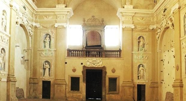 Fano, tra i misteri di Sant'Agostino anche il corpo di un vescovo che si è dissolto nella cripta