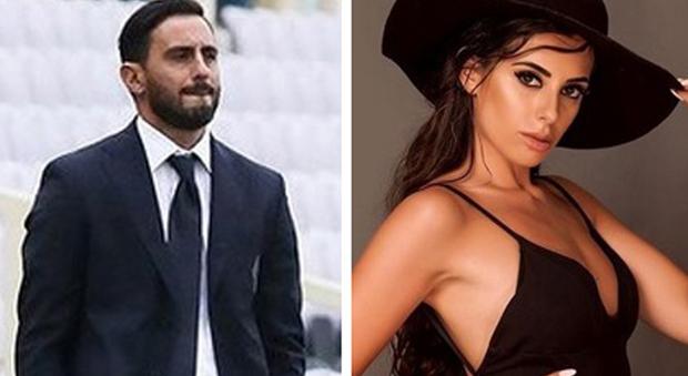 Alberto Aquilani e Noemy Forni (Instagram)