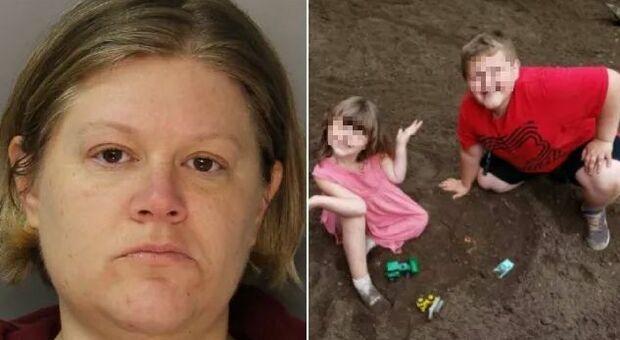 Mamma uccide i figli e abusa sessualmente del cane di famiglia, incastrata dalla cronologia del suo pc