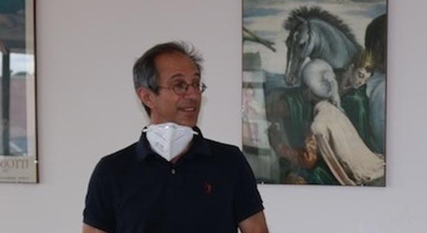 Il professor Stefano Menzo