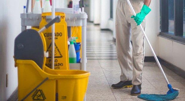 L'appalto per le pulizie negli ospedali marchigiani non è ancora stato concluso
