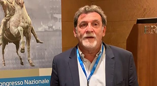 Bruno Laganà, presidente del Sigr
