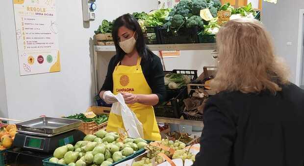 Coldiretti Ancona, il Natale dorico conferma il mercato di Campagna Amica