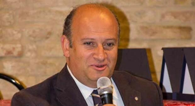 Gino Sabatini, presidente Camera di commercio delle Marche