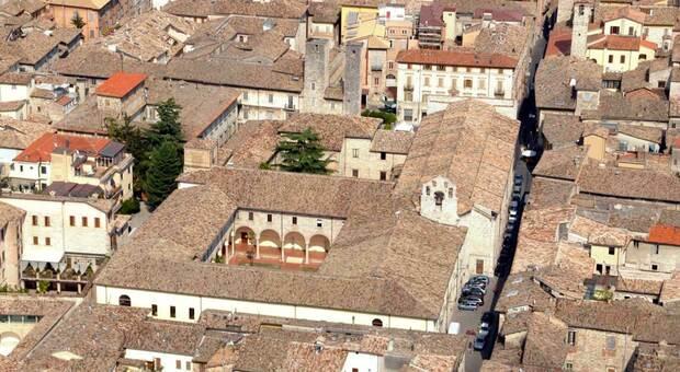 Il polo di Sant'Agostino