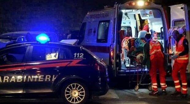 Accecato dalla rabbia accoltella la moglie di 40 anni, arrestato dai carabinieri