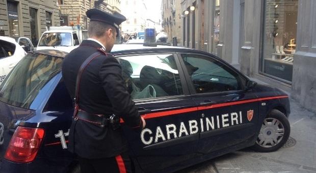 L'operazione è stata condotta dai carabinieri