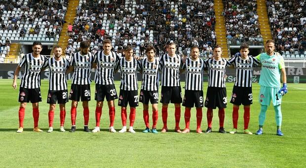 Alessandria-Ascoli 1-3, quarta vittoria su cinque gare dei bianconeri che volano in classifica