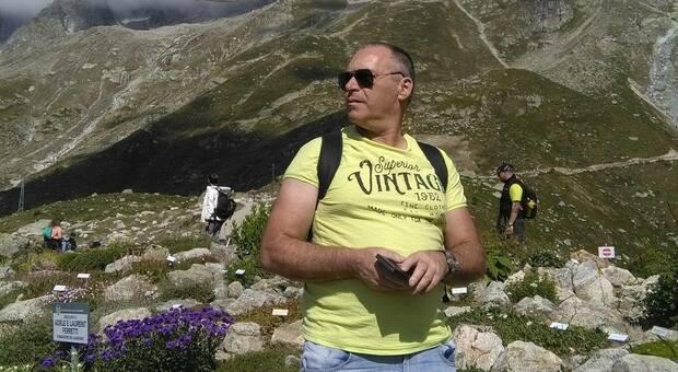 Sandro Aguzzi aveva 59 anni