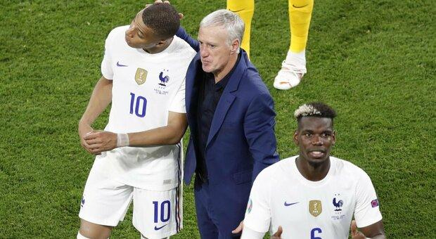 Francia, niente sesso prima delle partite. Lo staff di Deschamps: «Hanno solo un'alternativa»