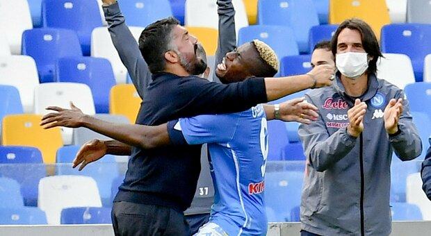 Napoli-Atalanta 0-0 Diretta Ilicic dal primo minuto