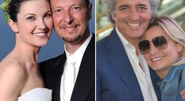 Giovanna Civitillo, Amadeus, Giovanni Terzi e Simona Ventura