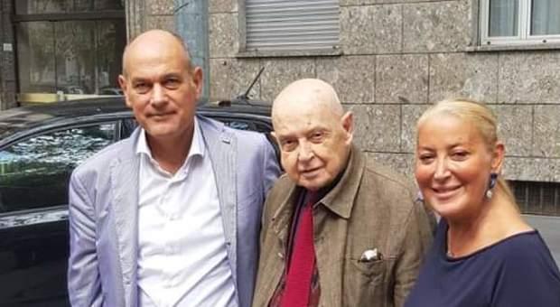 Addio Morosetti, arte e solidarietà: con i suoi fondi il Centro Alzheimer