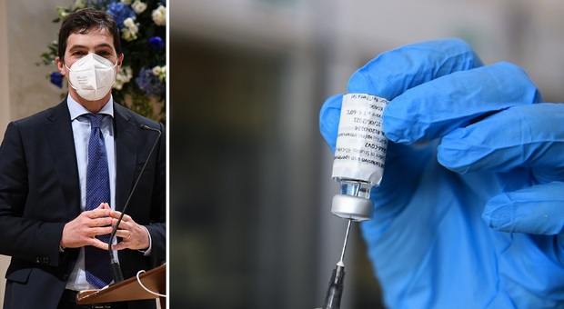 Nelle Marche usato il 90% dei vaccini consegnati. Acquaroli: «Primi in Italia, non è una gara ma sono orgoglioso»