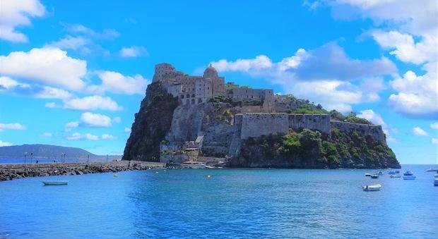 Castello Aragonese a Ischia (Foto di Ermi Jack Pixabay)