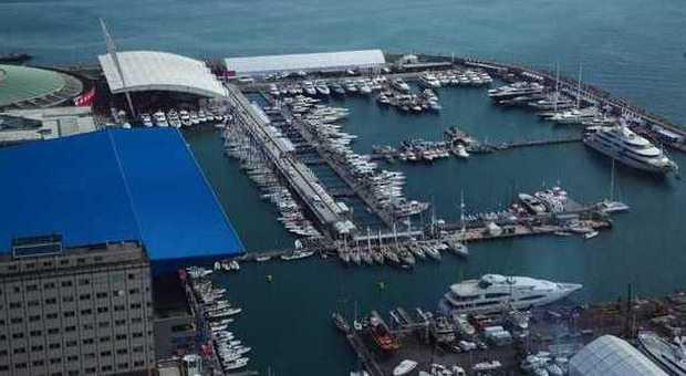 Salone della Nautica di Genova, immagine edizione 2014