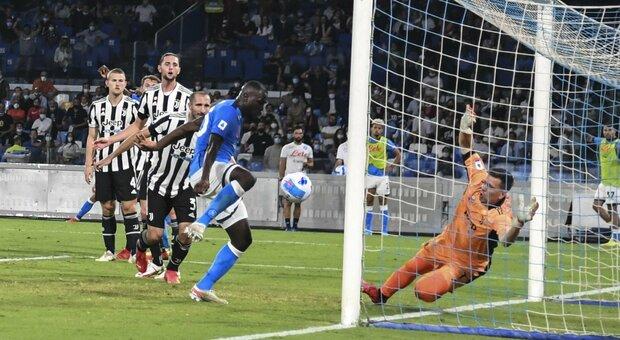Napoli-Juventus diretta Live