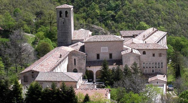 Il monastero di Fonte Avellana