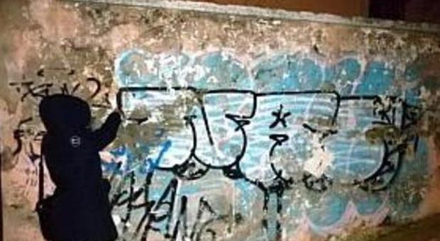 Un accordo coi writers contro il vandalismo