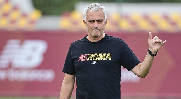 Roma, Mourinho: «Pellegrini presto firmerà. Mi fido dei giovani, Zaniolo è super professionale»