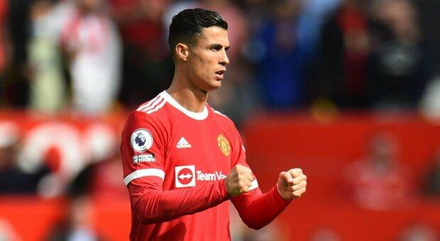 Ronaldo subito in gol al (secondo) debutto con la maglia del Manchester United