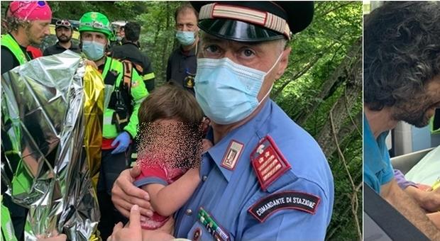 Nicola Tanturli è vivo: ritrovato il bambino scomparso nel Mugello. «Era a 3 km da casa in una scarpata, sta bene»