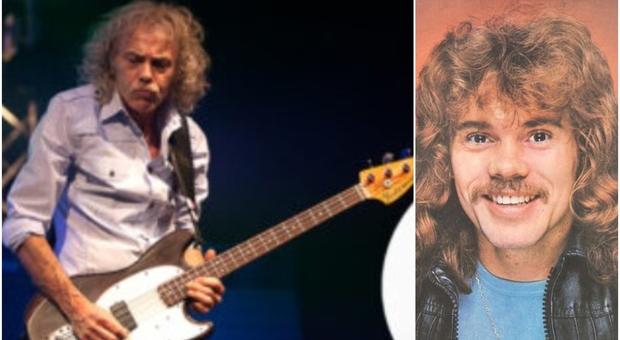 Alan Lancaster, morto a 72 anni il bassista e fondatore degli Status Quo: aveva la sclerosi multipla