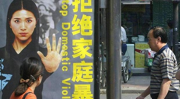 Famiglia, in Cina stop alla violenza in casa: così si sostiene l'altra metà del cielo