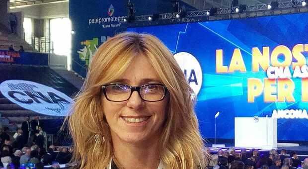 Federica Carosi, coordinatrice del comitato Impresa Donna Cna