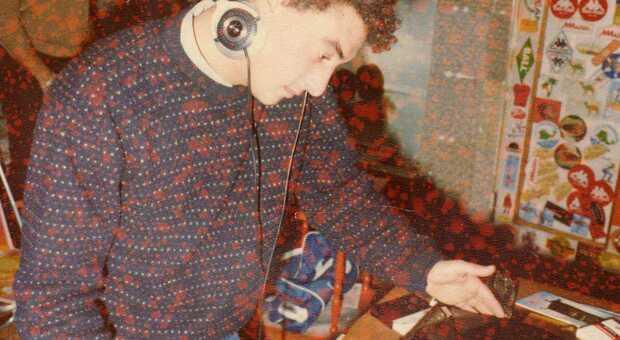 Armando Donini in una foto anni '80