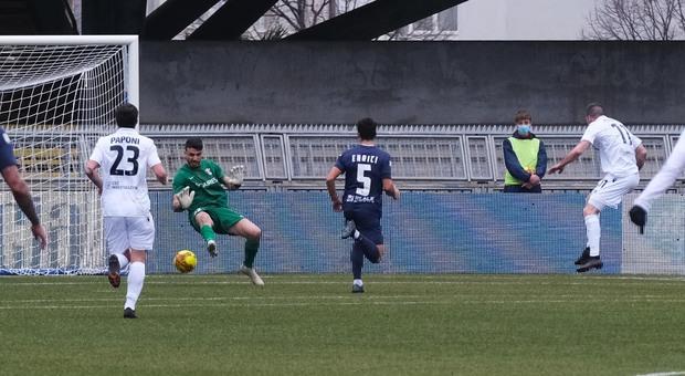 L'Ancona Matelica indenne a Grosseto, l'anticipo finisce 0-0