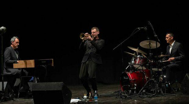 Fabrizio Bosso e il suo Spirtual Trio