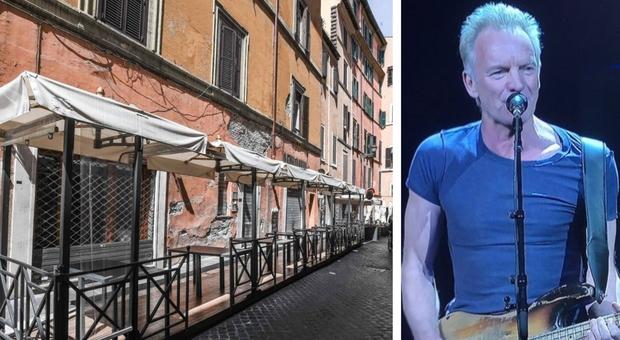Sting, pop e cuore: «Così io e mia moglie offriremo sostegno a bar e ristoranti colpiti dalla crisi
