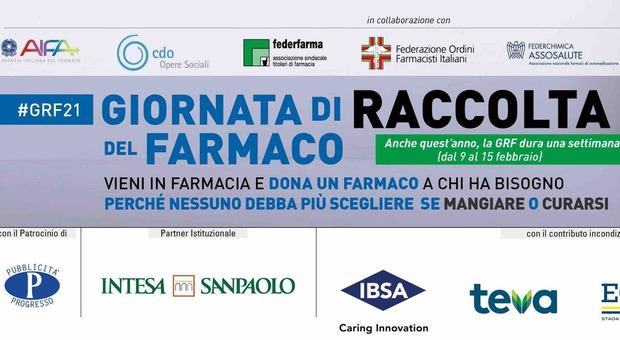 Banco Farmaceutico ha raccolto oltre 48.000 confezioni di medicinali: nella provincia di Ascoli raccolti 1428 farmaci