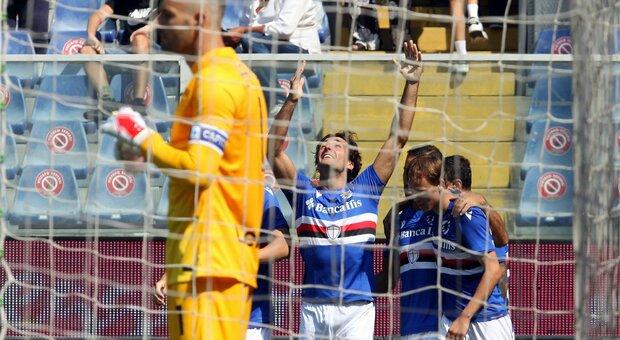 Sampdoria-Inter 2-2, risultato finale
