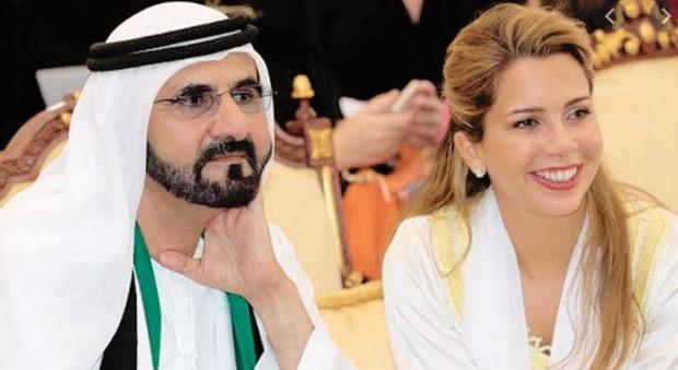 Principessa Haya, l'indiscrezione: «Ha pagato il bodyguard-amante 1,4 milioni di euro per tacere sulla loro relazione»