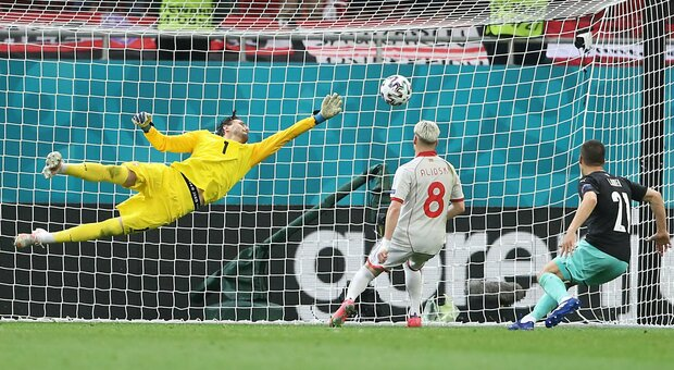 Austria-Macedonia 2-1, live: segna Gregoritsch, Alaba&C tornano avanti
