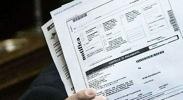 Tasse, stralcio delle cartelle esattoriali fino a 5 mila euro dal 2000 al 2010