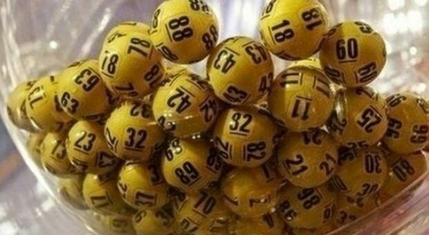 Superenalotto, jackpot a 145,1 milioni di euro