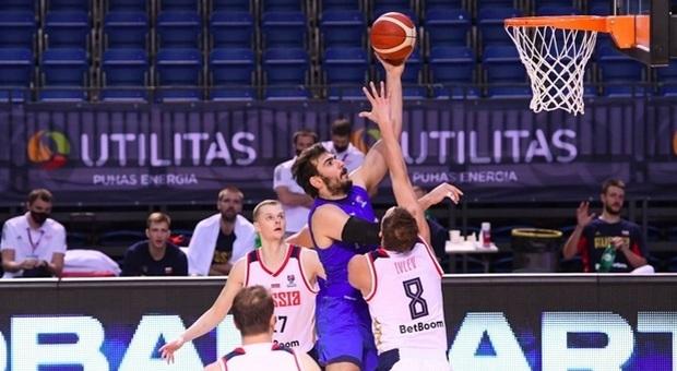 EuroBasket 2022, all'Italia toccano Estonia, Croazia e Grecia: le squadre in gara
