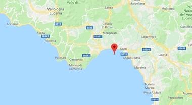 Sapri Cartina Geografica.Terremoto Nel Golfo Di Policastro Avvertito Anche A Sapri E Maratea