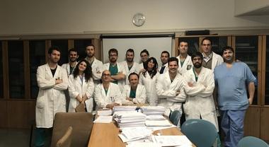 massimi chirurghi per la chirurgia robotica della prostata