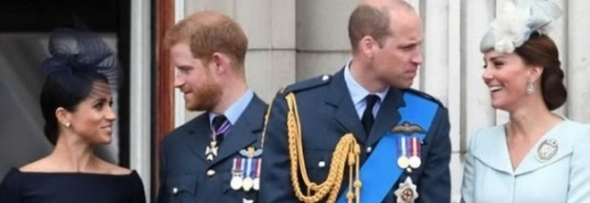 «Meghan e Kate? Sono Harry