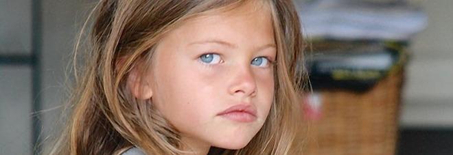 Ricordate «la bambina più bella del mondo»? Oggi è una bellissima modella