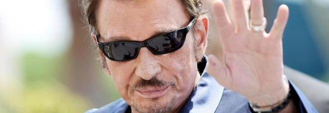 Addio a Johnny Hallyday