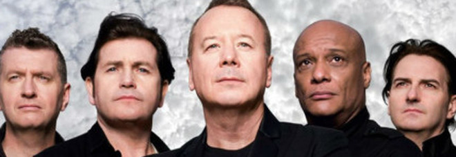 I Simple Minds ad Ancona